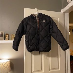 Reversible (2 sided) North Face Jacket